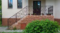 Кованые перила и балконы
