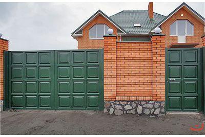 Ворота филенчатые Ф-03