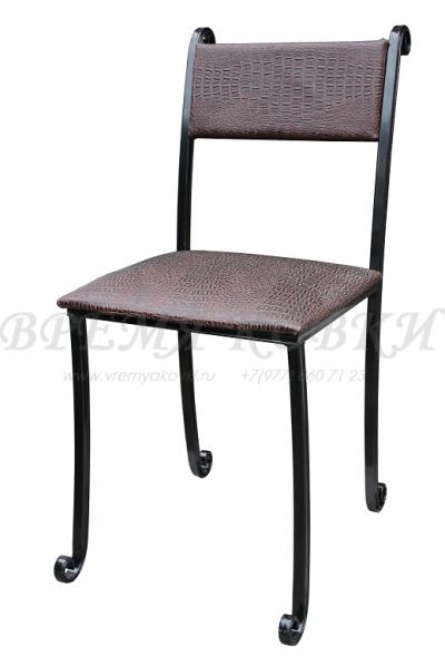 Кованый стул Х-10