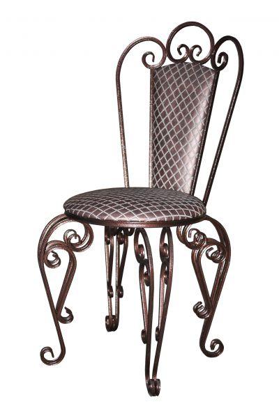 Кованый стул Х-11