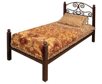 Кованая Кровать Х-03