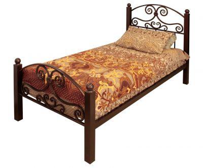 Кованая Кровать Х-04