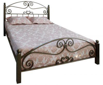 Кованая Кровать Х-06
