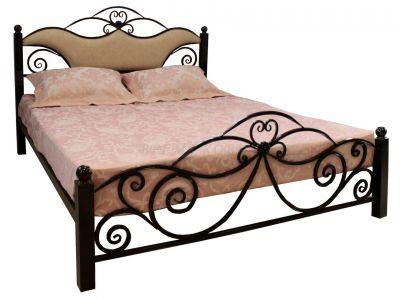 Кованая Кровать Х-07